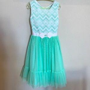 Jona Michelle Girl's Party Dress Size 10